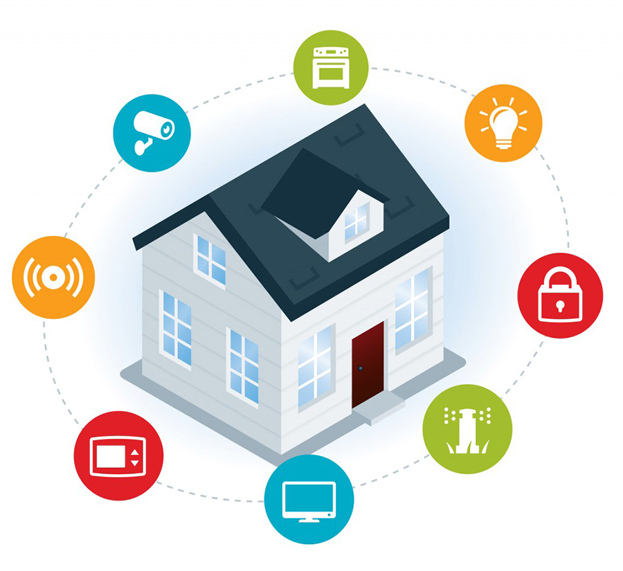 A Connected Home  Improve Your Lifestyle With Smart Technology