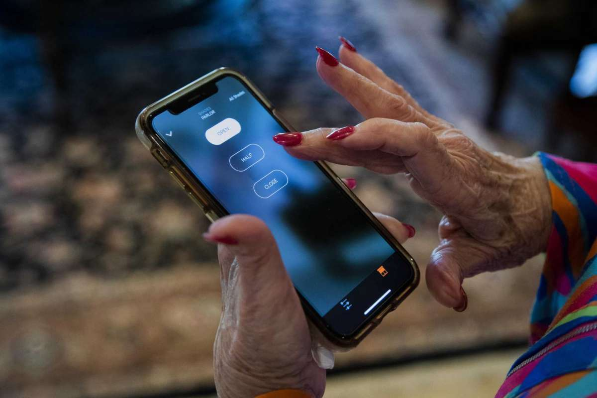 Three Ways Home Automation Can Facilitate Aging in Place