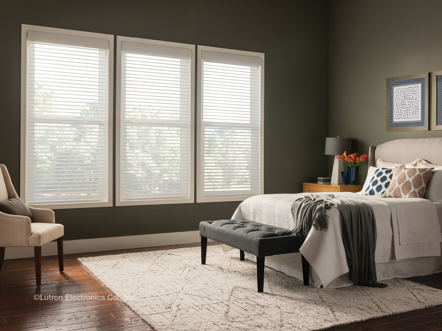 Motorized Blinds Will Improve Your Interior Design Project