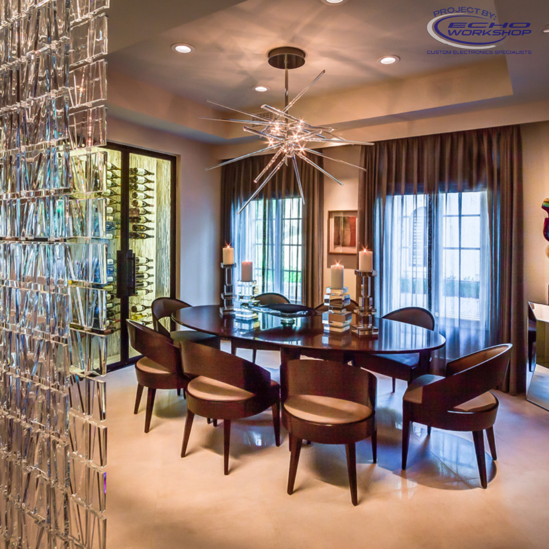 Enhance your Dining Experience with Speakers from Your Houston Sonance Dealer